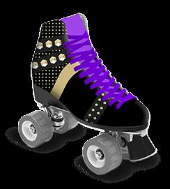 Soy Luna | Andar de patins, Patins vintage, Patins infantil