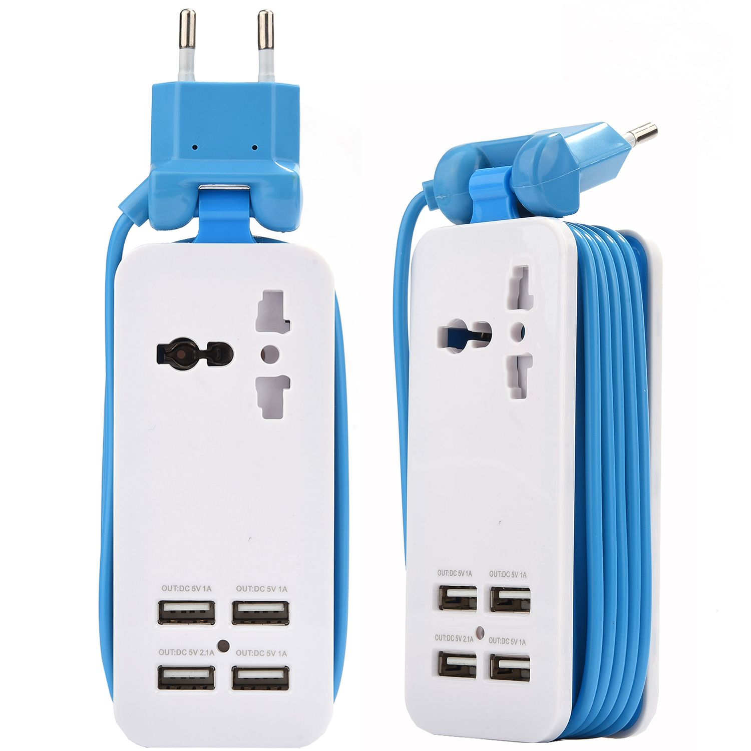 Image result for portable charging station with 4 usb ports