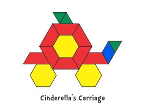 Pattern Block Templates From Pattern Blocks Activities Pattern