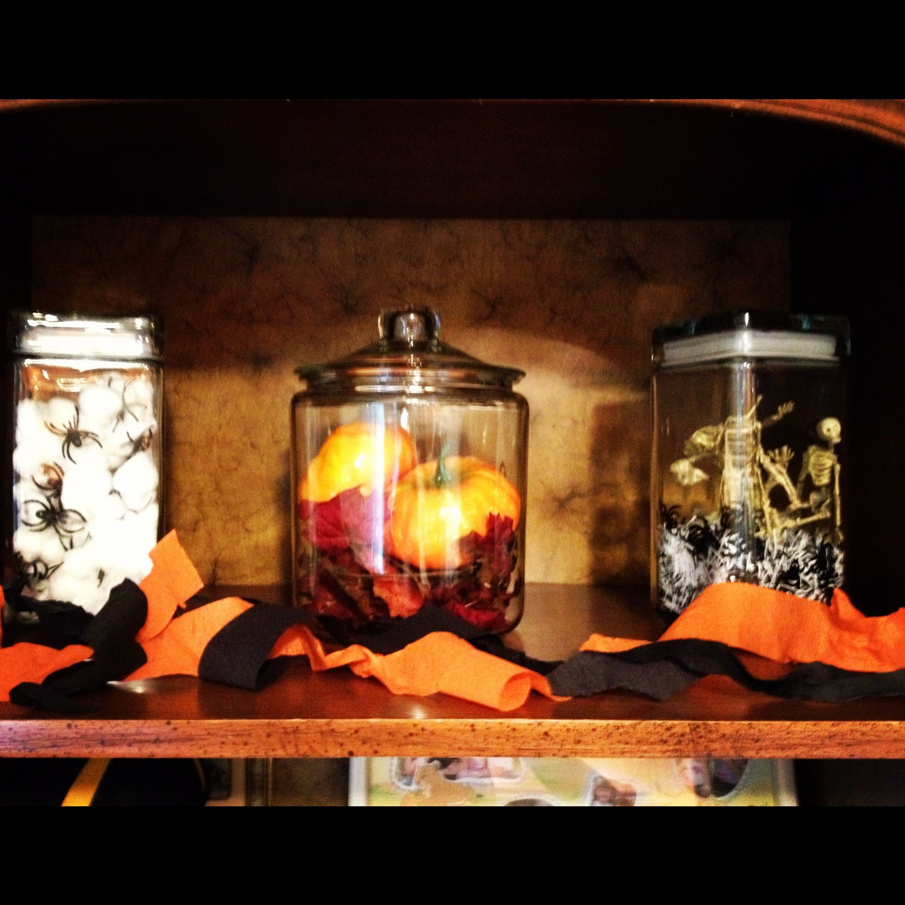 Holiday Apothecary -Halloween Apothecary Jars at Walmart and - michaels halloween decorations
