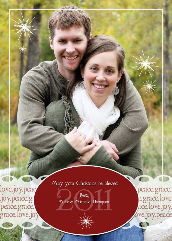 Another cute couple card for the holidays holidays christmas