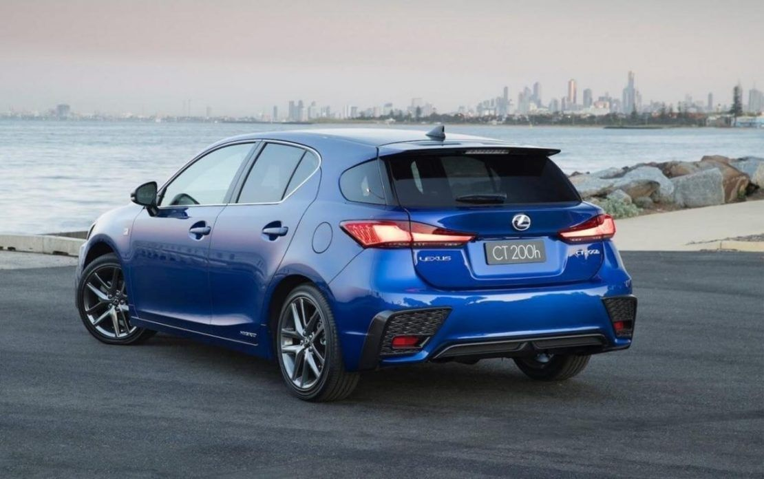Lexus 2019 Lexus Ct200h Is Right Near The Top In The Uk 2019