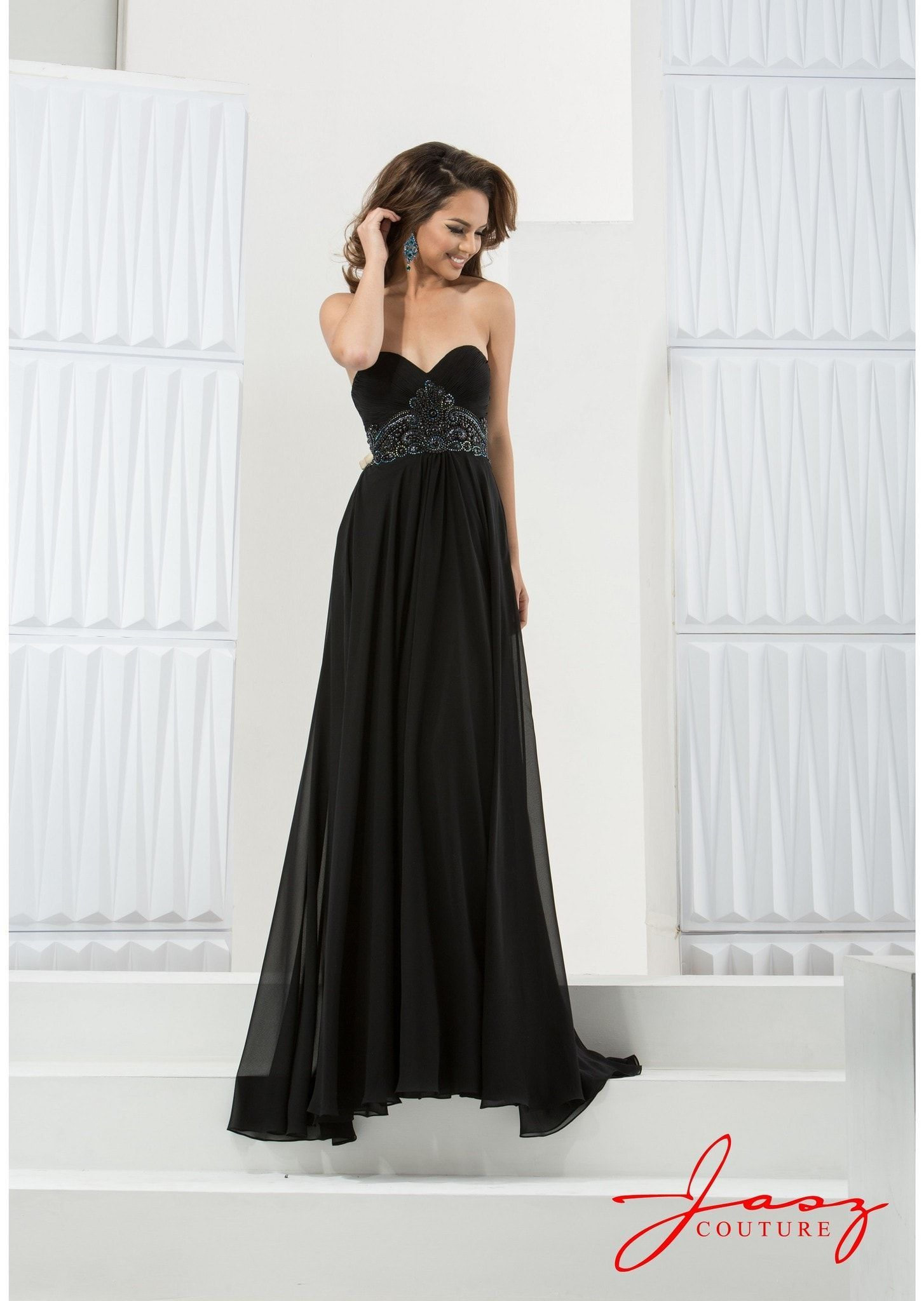 Jasz Couture 5783 Black