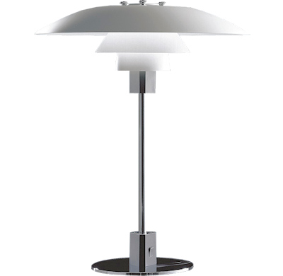 Ph 4 3 Table Lamp Table Lamp Lamp Louis Poulsen