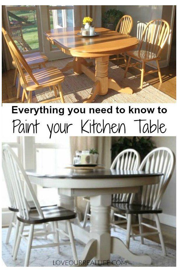 repurpose dining room table