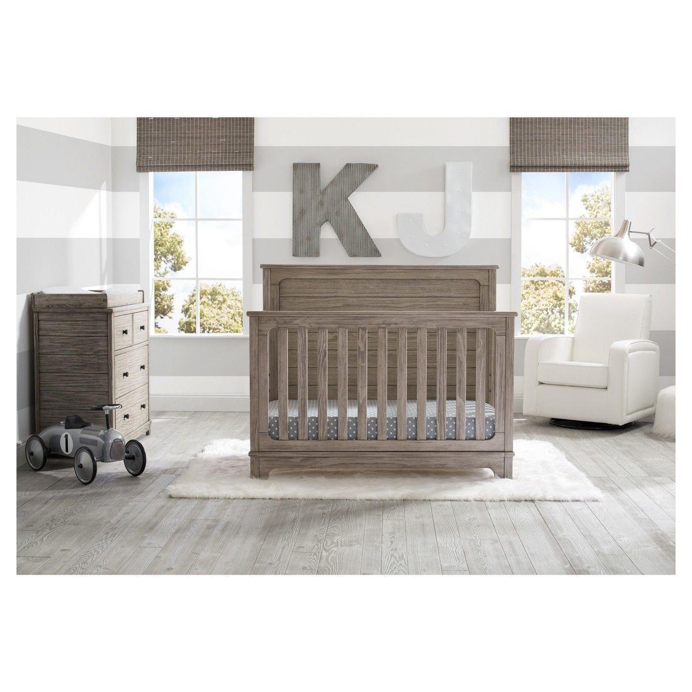 Simmons® Kids Slumbertime Monterey 4in1 Convertible Crib