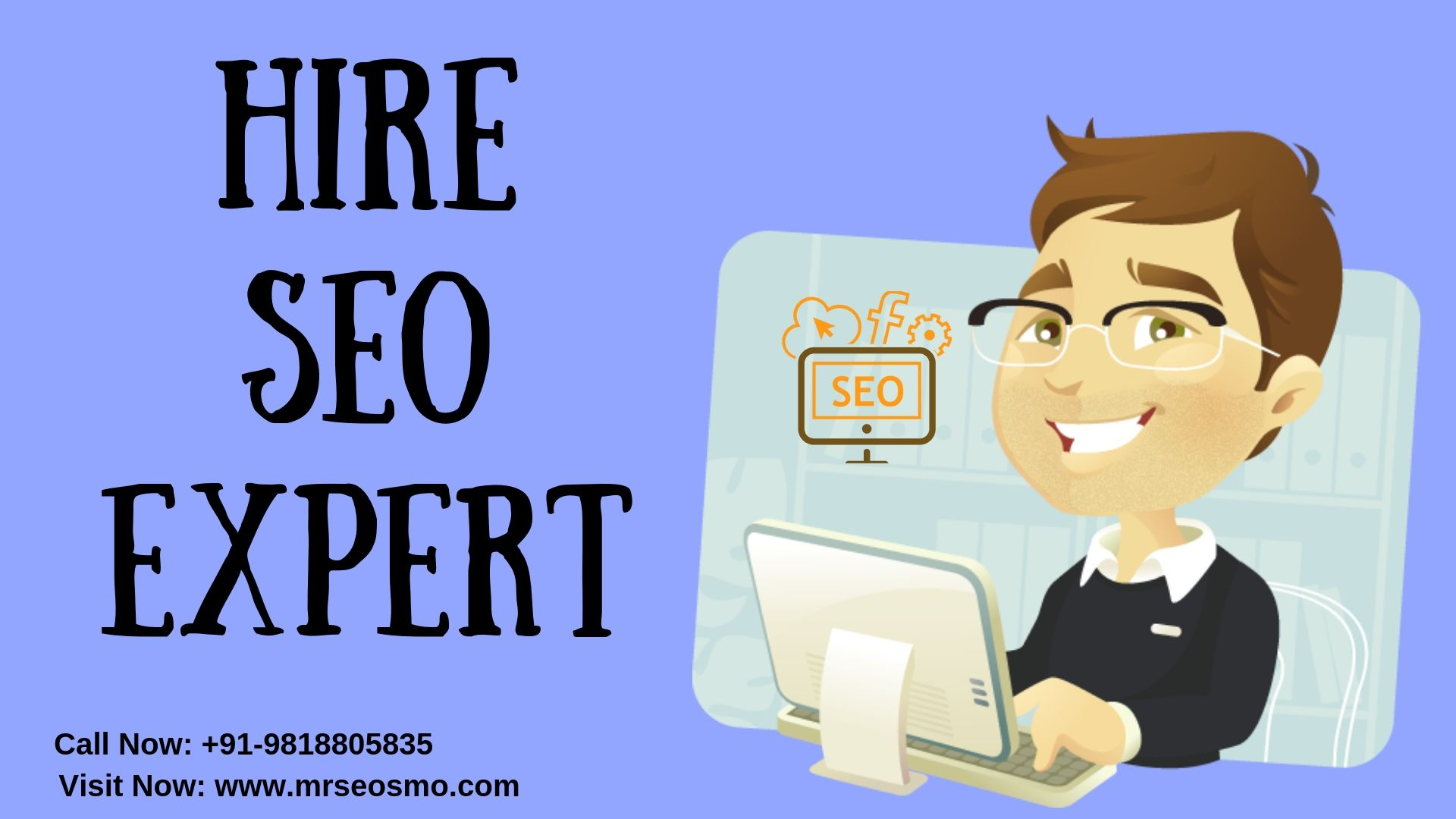I work as freelance SEO Expert & search engine optimization