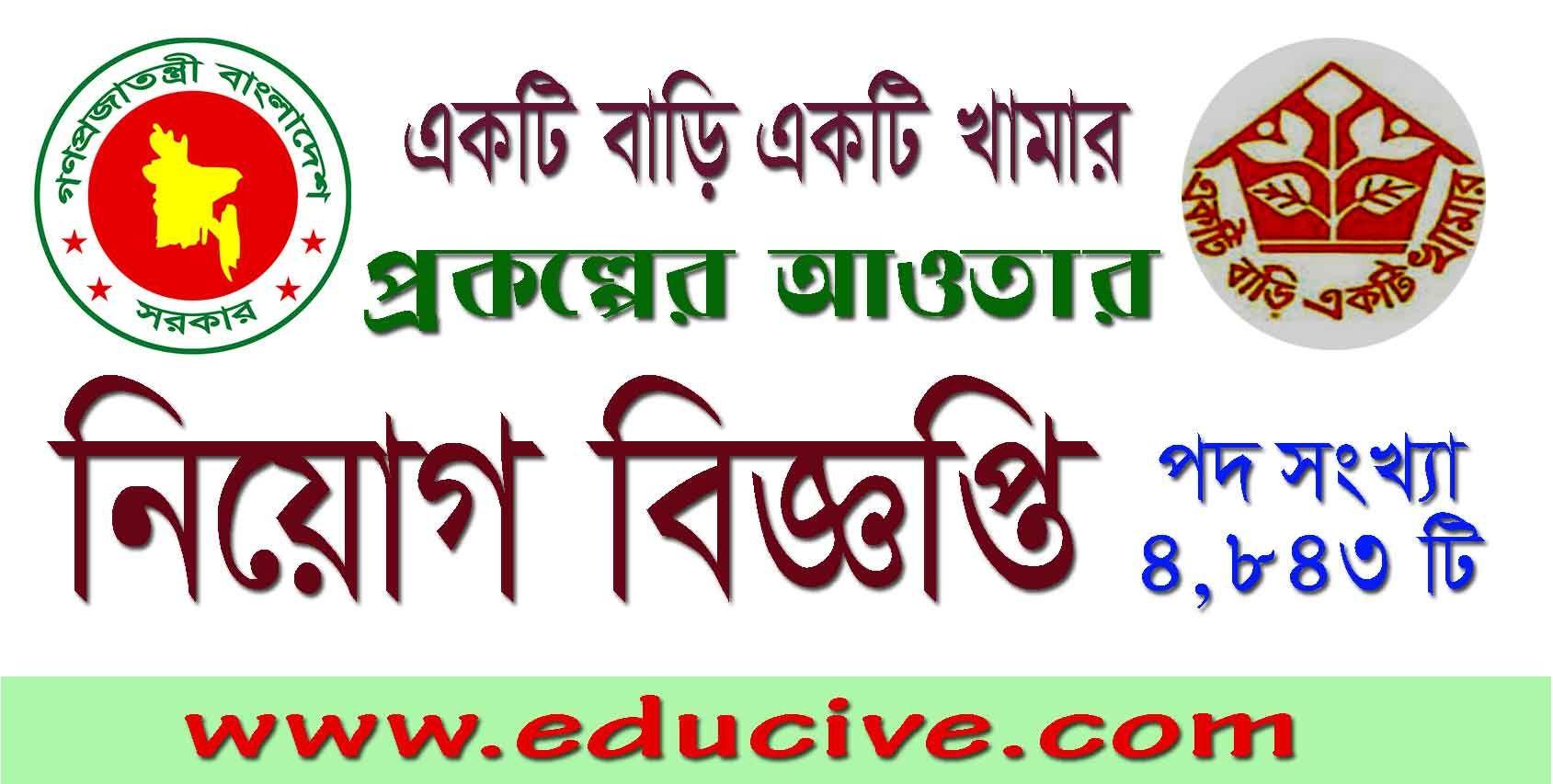 ekti bari ekti khamar job circular ebek teletalk com bd ekti bari ekti khamar job circular 2017 ebek teletalk com