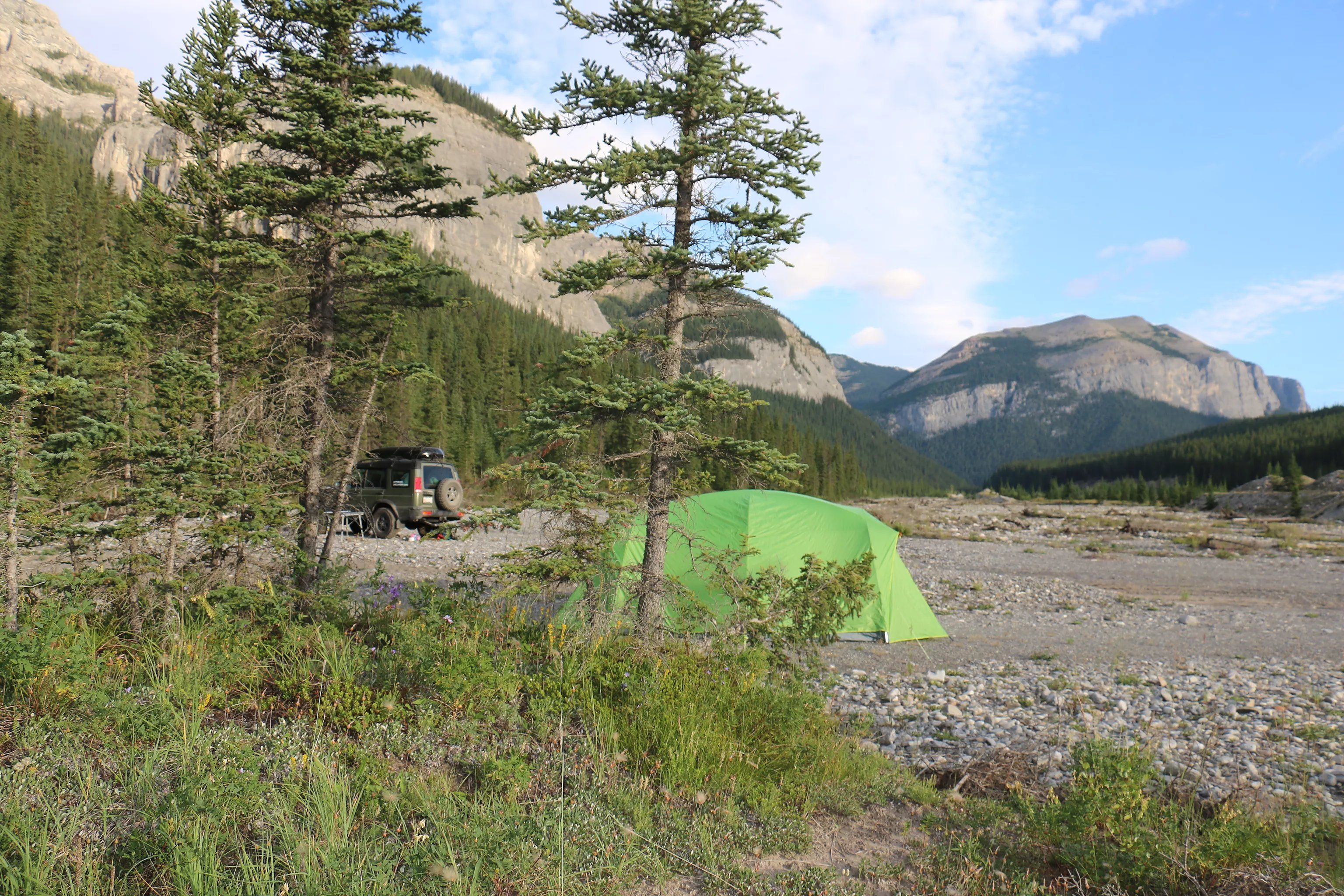 Free Camping across Canada | Living on Life