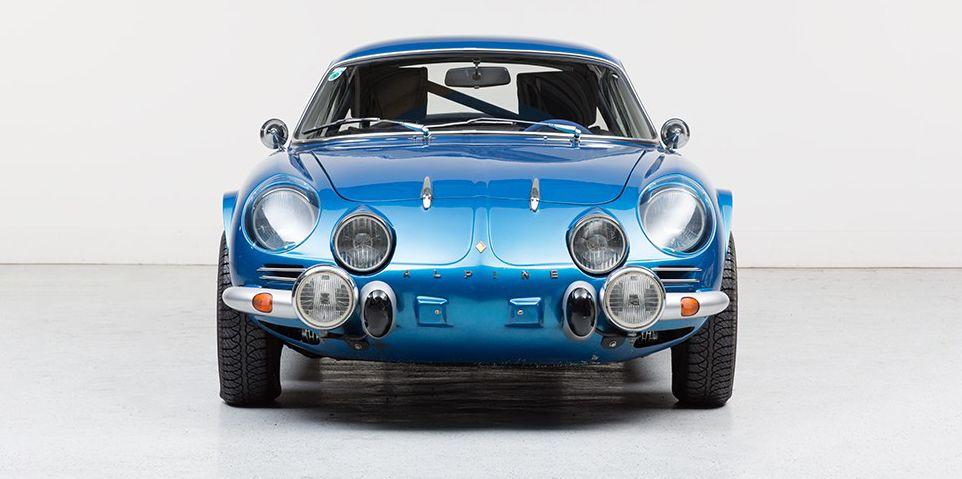 gashetka:  1970   Renault Alpine A110   Source