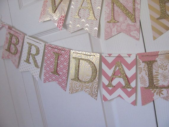 this banner is perfect for the brides special day use it for a bridal shower