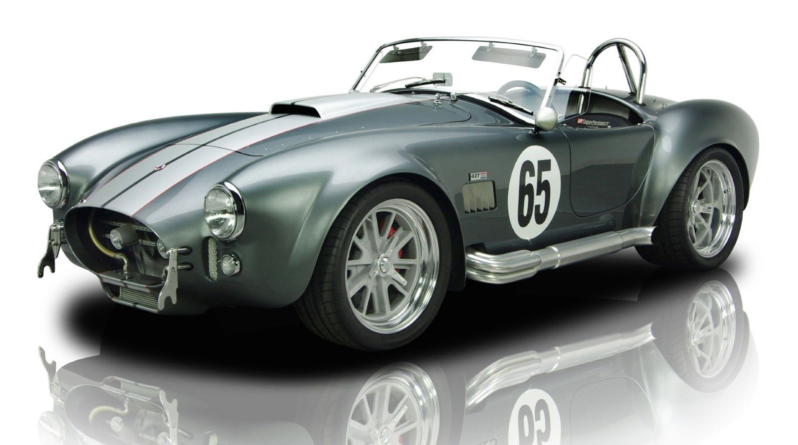 """AC SHELBY COBRA 427  43/"""" x 24/"""" LARGE  WALL POSTER PRINT NEW"""