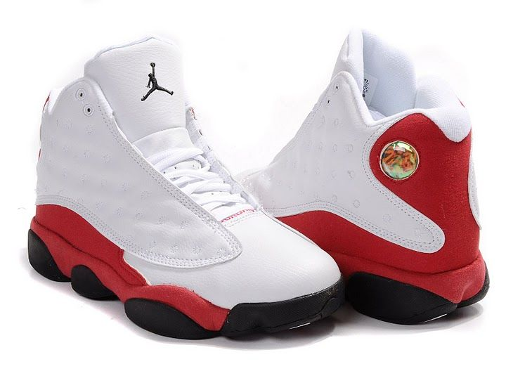 save off c8aa1 1c8c2 Air Jordan 13 Bin 23 White Red Black | Air Jordan 13 Retro ...