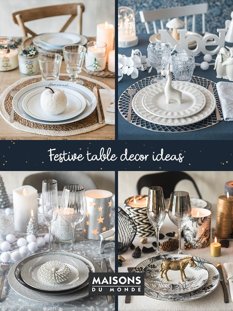 Christmas Tableware Tableware Table Decorations Decor