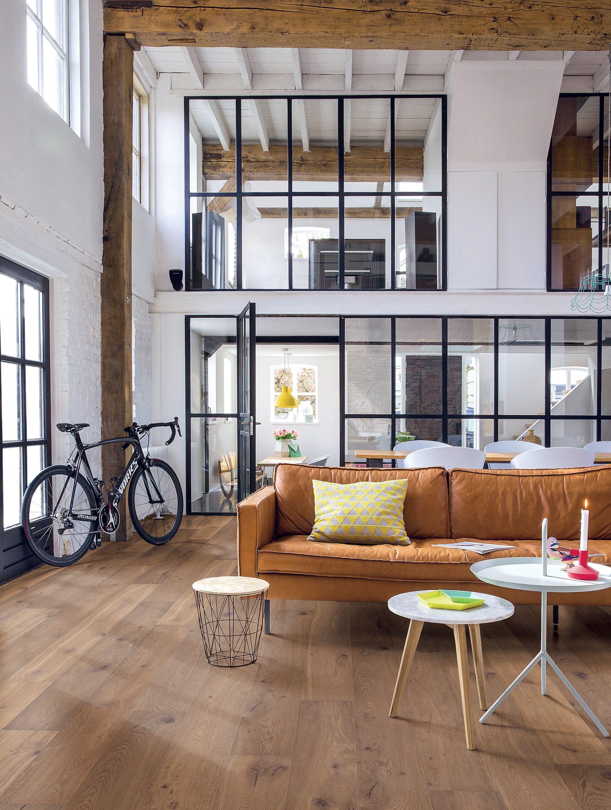 Notre Loft : idées déco & loft  Déco maison, Idee deco, Maison