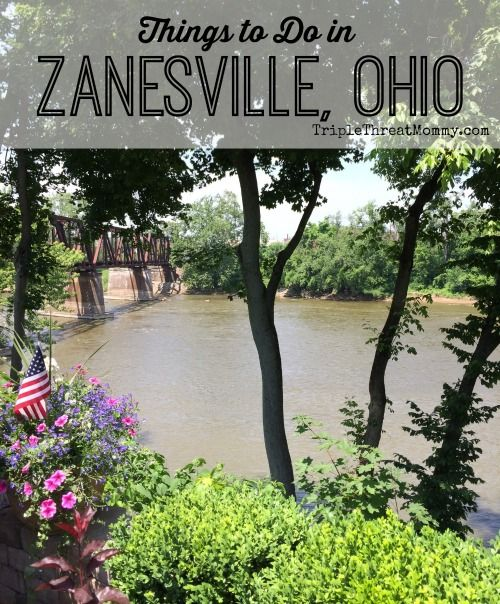 Things to do in zanesville ohio