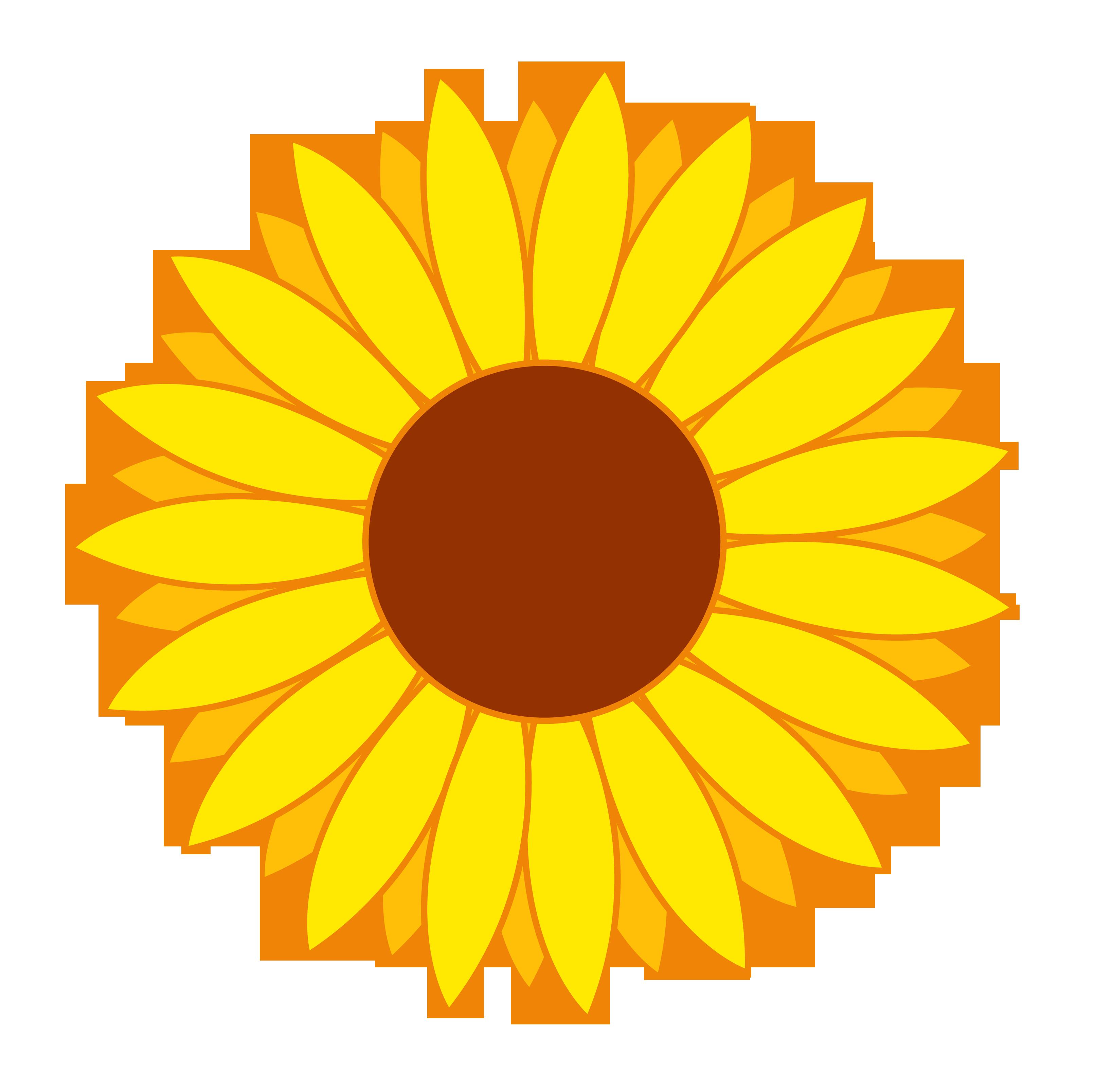 Flower Vector PNG Image   Arte flor, Clip art