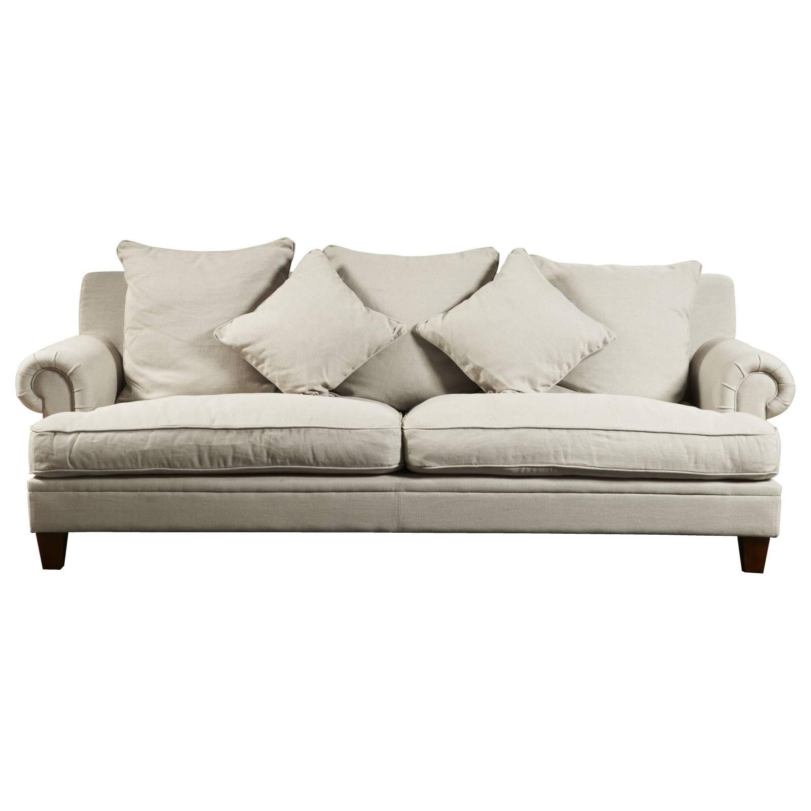 Laura 3 Seater Sofa Sofa 3 Seater Sofa Deep Seated Sofa