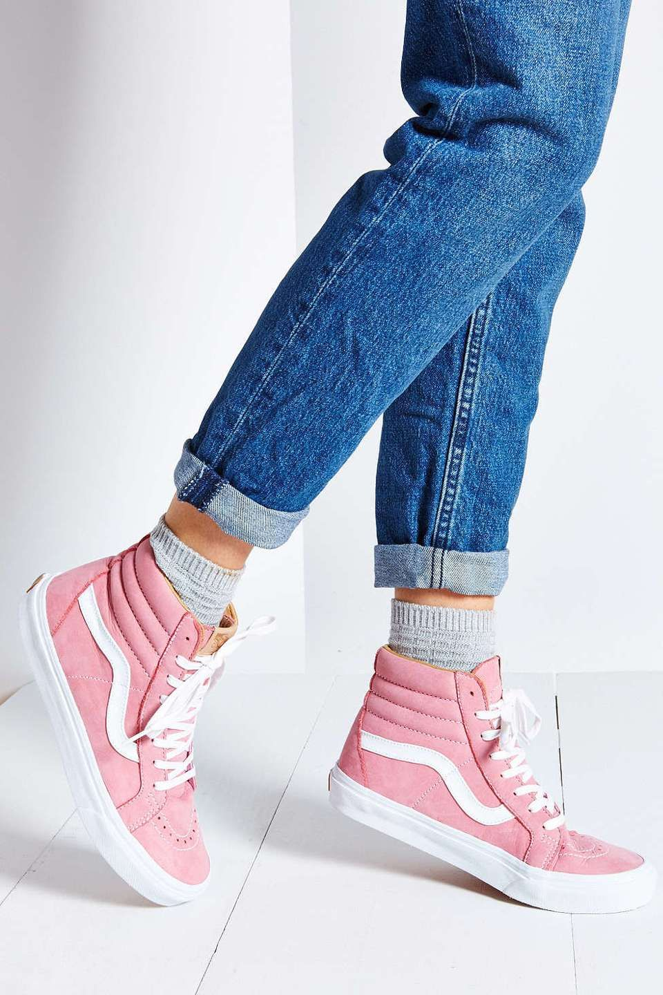 57f104c047 Vans California Sk8-Hi Buttersoft Reissue Sneaker