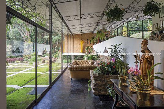 Lota Macedo Soares House Sergio Bernardes Gallery Perspective