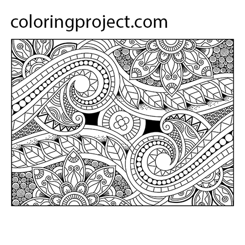 Get This And 49 More Beautifully Designed Colouring Pages To Download In High Resolution Coloring Pages Coloring Book Download Colouring Pages