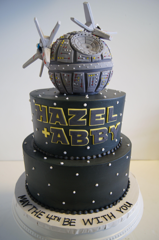 Deathstar Starwars Cake Star Wars Cake Star Wars Wedding Cake