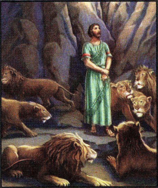 daniel 3 | Kids Bible Stories: Kid's Bible Story of Daniel in the ...