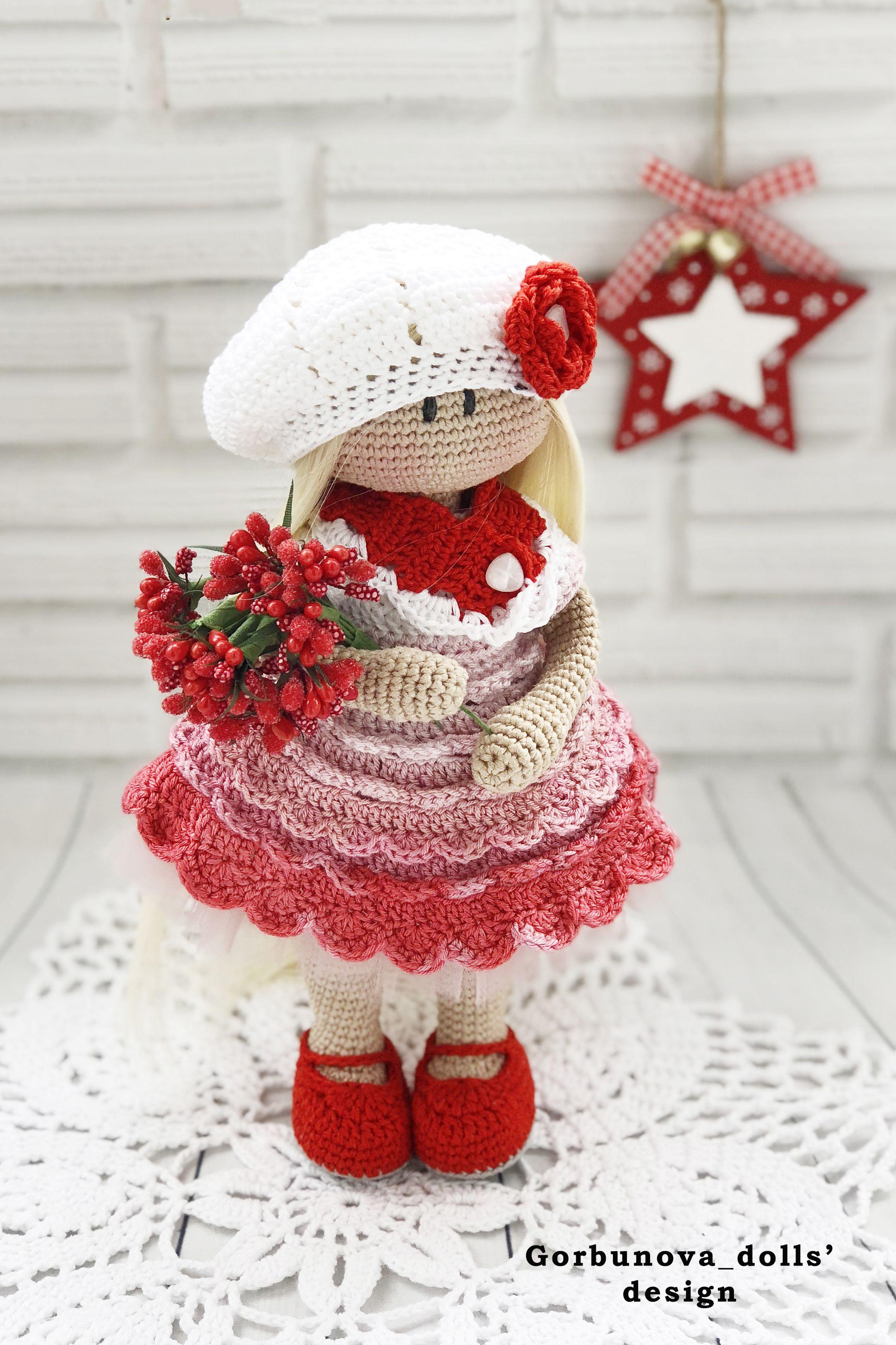 Amigurumi Doll Free Pattern – 2019 | Crochet dolls free patterns ... | 3252x2168