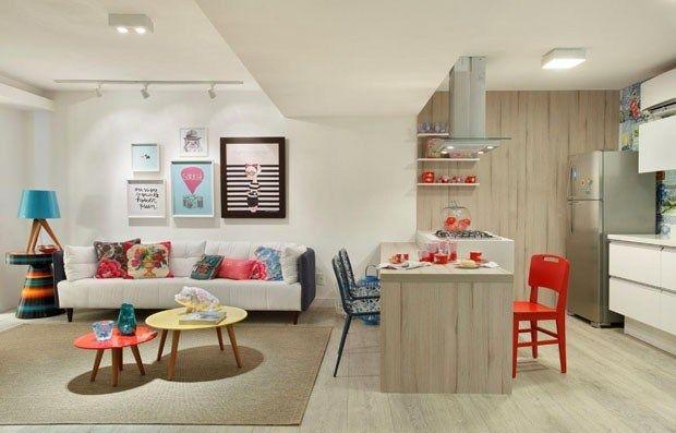Studios au féminin et au masculin Room Ideas Pinterest - ideen offene kuche wohnzimmer