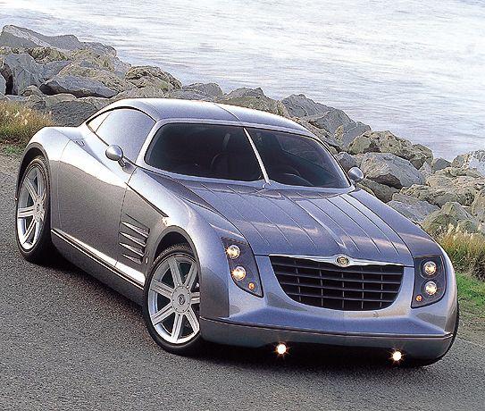 Chrysler Crossfire Concept Car Picture Car Hd Wallpaper