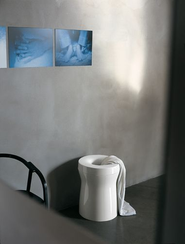 Agape, Roto by Benedini Associati -#agapedesign - contenitori, design sinuoso come gli omonimi lavabi