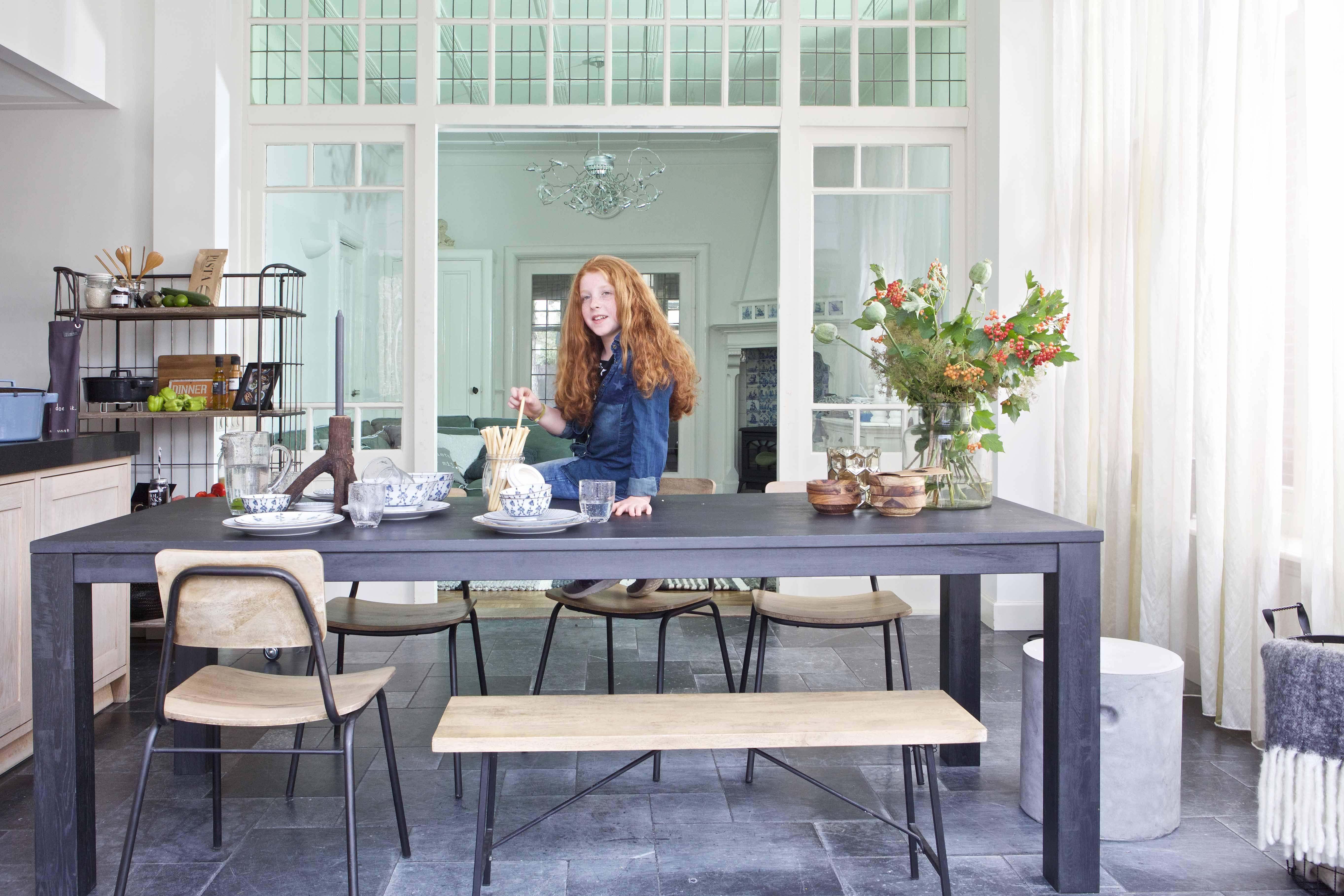 Eetkamer Tafel Largo.Tafel Table Largo By Woood Woood Tafel Table Eettafel
