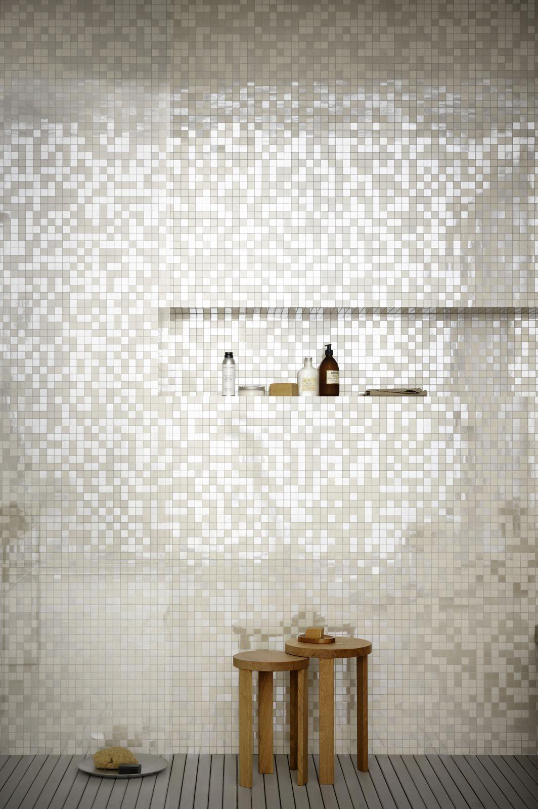 Imperfetto piastrelle in ceramica Marazzi_6328 | bagno | Pinterest ...