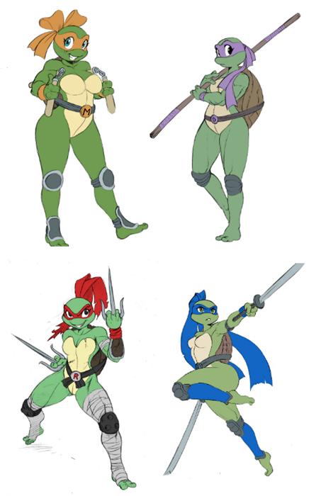 Ninja Turtles Images And Names