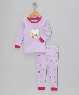 Featuring a snug fit and embroidered appliqué, this nighttime number exemplifies the magic of childhood with French flair. Thanks to an elastic waistband, the pants are easy to put on, leaving plenty of time for building pillow forts and blanket tents. Size note: For your children's safety, this item is designed to fit snugly as it is not flame-resistant.