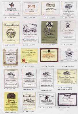 Las minis de Rakel: Printables, wine labels