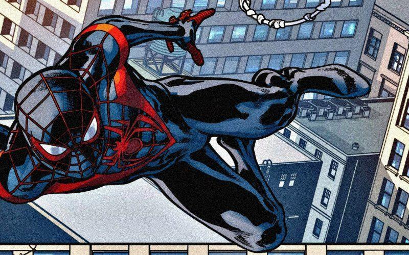 Wallpaper Ultimate Spider Man Tv Series Marvel Comics Dive
