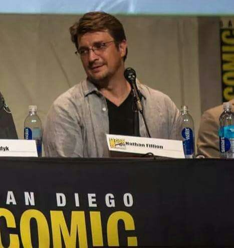 Pin by De Anna Stewart on Nathan Fillion | Nathan fillion ...