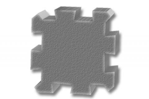 Comfort Tile High Density Interlocking Flooring; 5/8 Inch & Available In 10 Solid Colors! #TSE #TSEFlooring