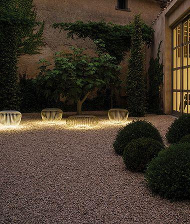photo inspired SR Pinterest Iluminación, Iluminación exterior - iluminacion jardin