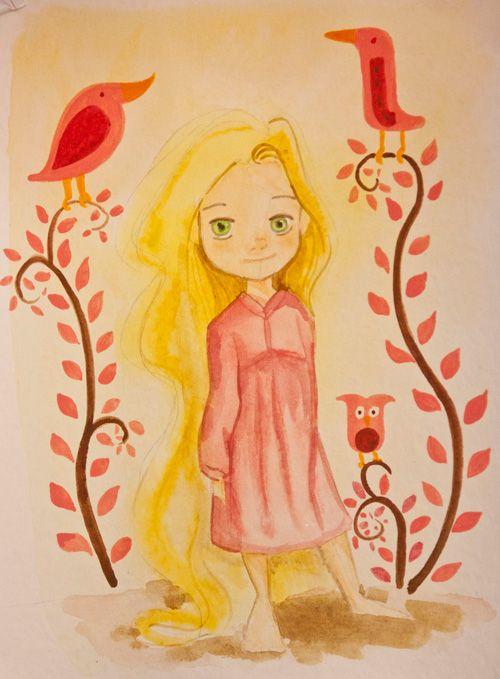 des-feliciano-illustrations-tangled
