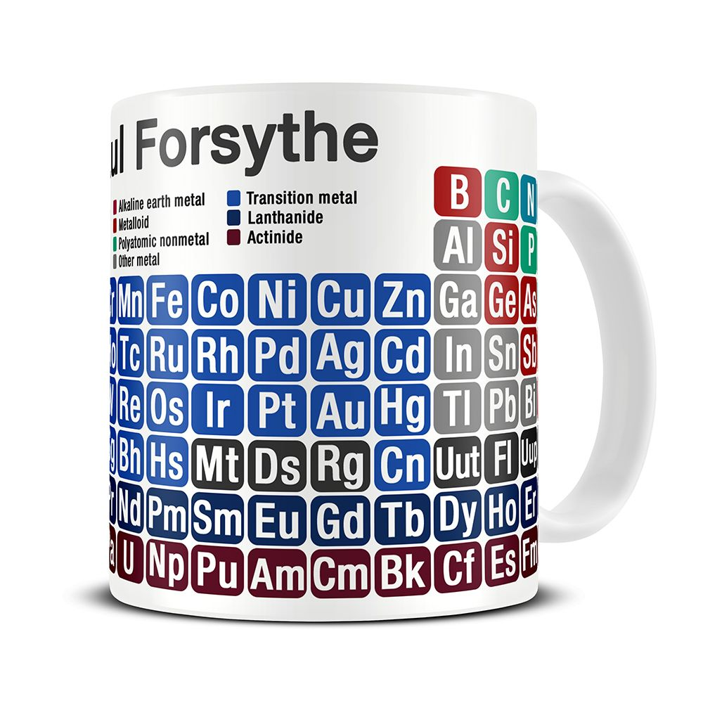 Mg096 magoo personalised modern periodic table coffee mug periodic mg096 magoo personalised modern periodic table coffee mug periodic table gifts urtaz Images