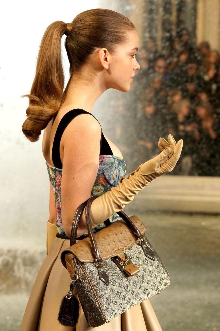 Louis Vuitton. Girly girl