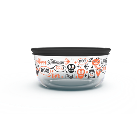 732ec06119 Pyrex Simply Store 4-Cup Spooky Fun Storage Dish | Products | Pyrex ...