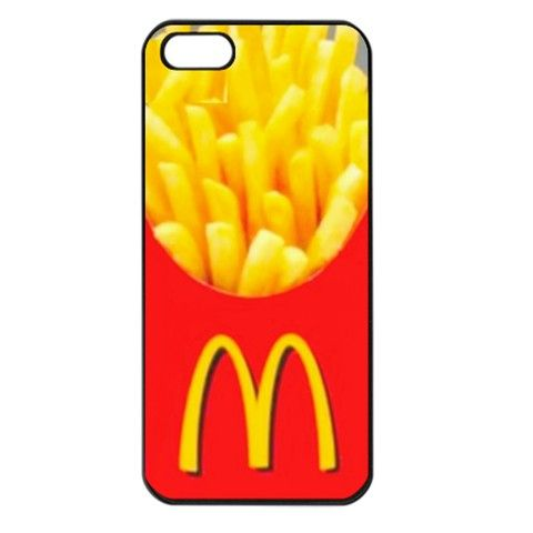 Mcdonald's French Fries Apple Iphone 4/4s case