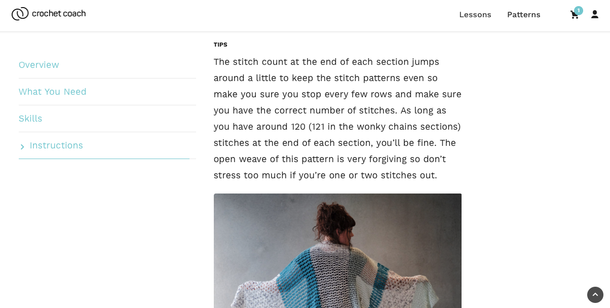 Reading crochet patterns can be very confusing when you first start ...
