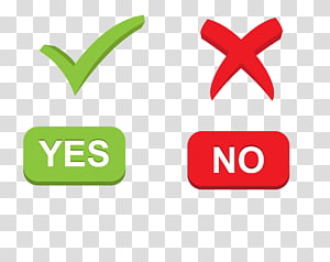 Yes Or No Illustration Check Mark Icon Design Icon Right And Wrong Transparent Ba Instagram Logo Transparent Facebook Logo Transparent Transparent Background