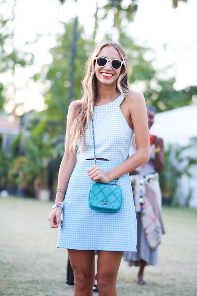 Time for Fashion » How to Look Different in a Music Festival