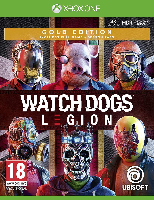 Watch Dogs Legion Gold Preview Xbox One Xbox One Watch Dogs Xbox