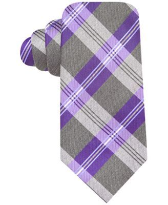 Countess Mara Suiting Plaid Tie